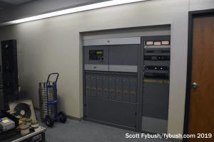 WBAP's main transmitter