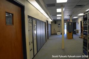 WBAP's transmitter room
