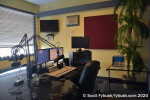 WAVR-WATS main studio