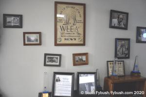 WLEA history