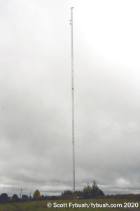 The 101.9/93.5 tower