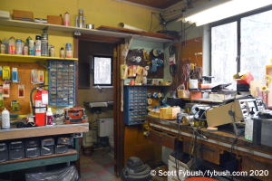 Workbench at the WRRN site