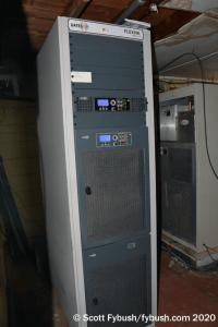 WRRN transmitter