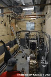 WTVH generator room
