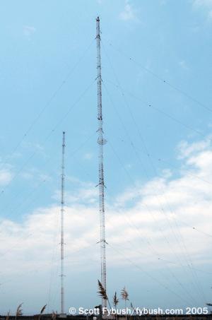 WBZ towers
