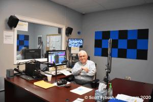 WEBR air studio