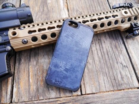 iPhone 5/S Case w/ Kryptek Camo, by FYDAQ