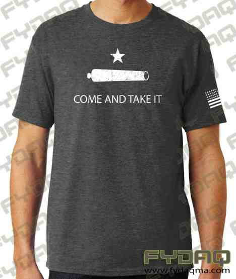 Gonzales-Come-and-Take-It-Cannon-charcoal-heather-grey-tshirt-fydaq