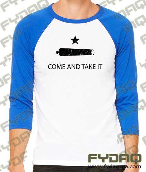 Gonzales-Come-and-Take-It-Cannon-raglan-true-royal-sleeve-fydaq