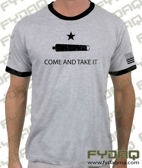 Gonzales-Come-and-Take-It-Cannon-ringer-heather-grey-black-tshirt-FYDAQ