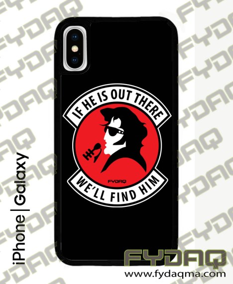 Elvis Military Patch Phone Case