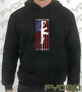 freedom-or-death-ar15-mens-black-sweatshirt-front-FYDAQ