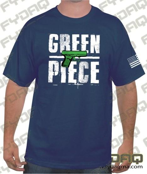 green-piece-glock-navy-shirt