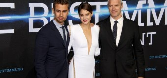 Photos: Divergent Berlin Premiere (4.1.14)