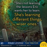 Four Teaser Quote #2
