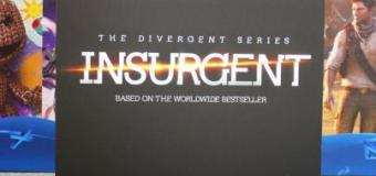 First Look at 'Insurgent' Promo Poster from 2014 Licensing Expo in Las Vegas