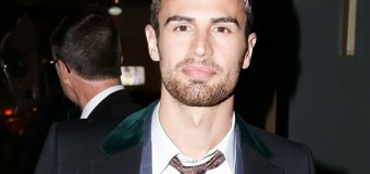 Theo James and Divergent Among Top Search Trends Of 2014