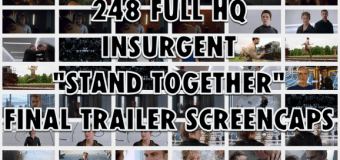 "248 FULL 1080P HQ SCREENCAPS: Insurgent Final ""Stand Together"" Trailer"