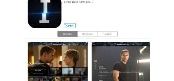 Divergent / Insurgent iPhone & iPad App Updated with New Icon & New Stills