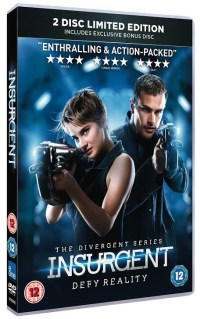 amazon uk insurgent 2 disc limited edition dvd