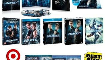 Guide: 'Divergent' Blu-ray Exclusive Releases From Retailers