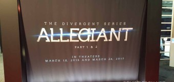 Allegiant Promo Poster from Licensing Expo 2015 Revealed