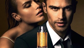 Hugo Boss Released A Teaser Video Of Theo James And Natasha Poly Of