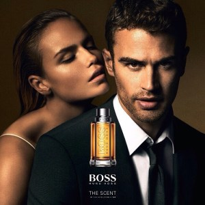 New Fragrance THE SCENT By @hugoboss With #TheoJames and Natasha Poly Photographed By @mertalas And @macpiggott