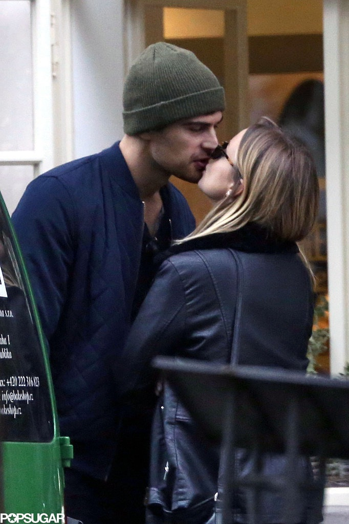 theo james and ruth kearney relationship test