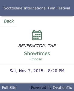 SIFF The Benefactor