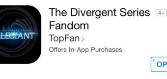 The Divergent Fandom App