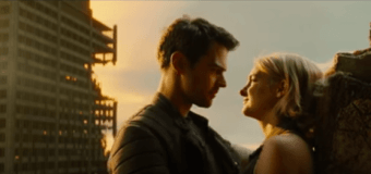 Over 400 High Quality Screen-Caps of The Divergent Series: Allegiant Official 'Heights' Clip