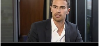 INTERVIEW: Hugo BOSS The Scent Talks With Theo James About Be Sexy, Confident & Making Memories