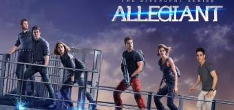 We Are Giving Away 5 Sets of Five #Allegiant Movie Posters