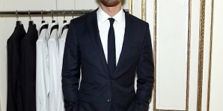 New Pics – Theo attends Hugo Boss launch in NY