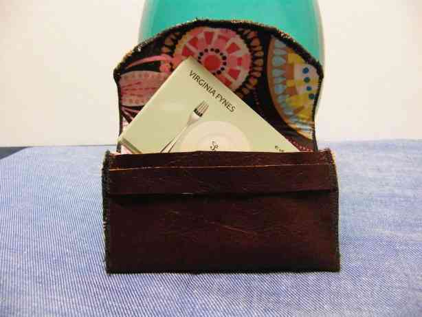 Top 10 Projects to Make with Leather Scraps featured by top US craft blog, FYNES DESIGNS