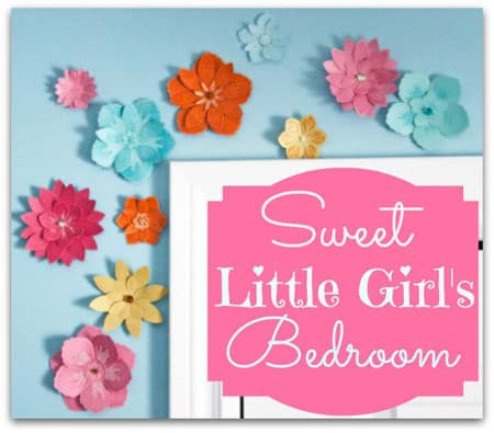 From the Fynes House- Sweet Little Girl's Bedroom