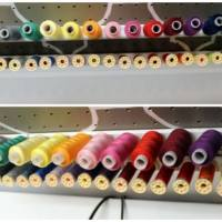 DIY Thread Rack Tutorial