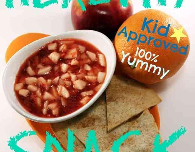 Healthy kids snack