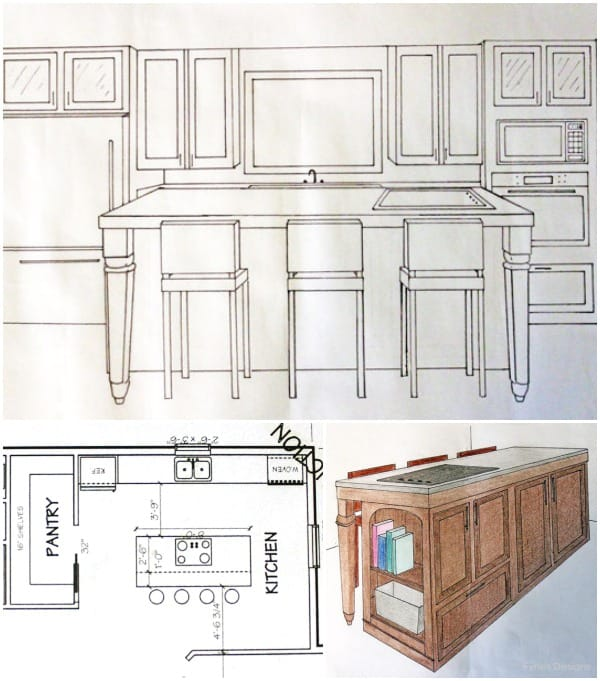 kitchen-drawings