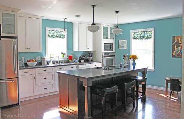 kitchen design from fynesdesings.com