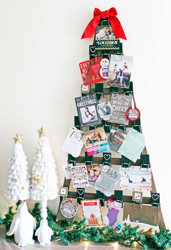 Mousetrap Advent Calendar or Christmas Card Display - FYNES ...