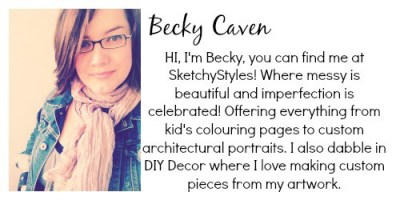 becky-bio.jpg | Craft Gifts by popular Canada lifestyle blog, Fynes Designs: image of Becky Caven.