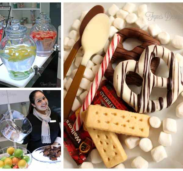 Like Relaxed Shopping? Check out the Holiday RBC Avion VIP Lounge