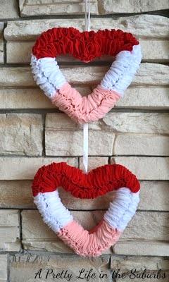 heart wreath aprettylifeinthesuburbs.com