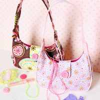 FREE Little Girl Purse Pattern