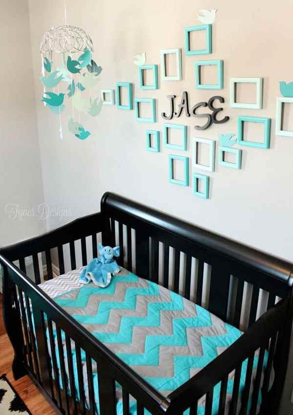 Fun Baby Boy Nursery