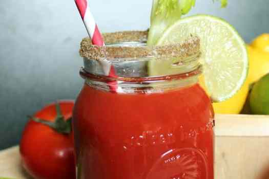 The most delicious Caesar drink recipe