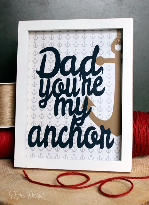 EASY Father's Day craft