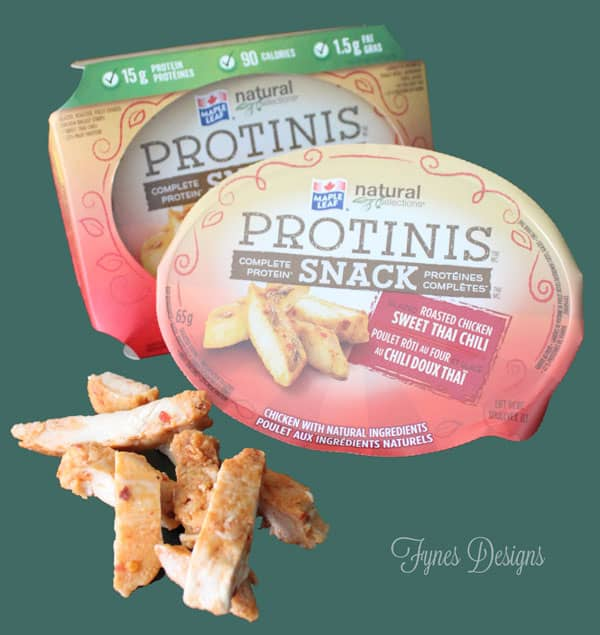 Maple Leaf® Natural Selections® #PROTINIS Only 2 Weight Watchers Points for approx 15 strips of chicken
